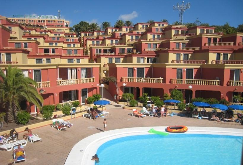 Piscina Apartamentos Laguna Park II Costa Adeje