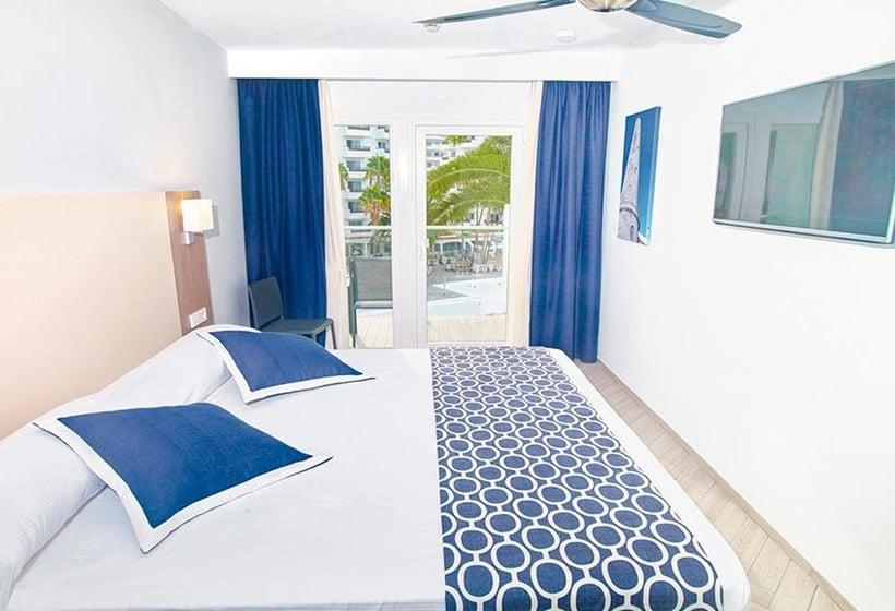 Habitación ClubHotel Riu Papayas Playa del Inglés