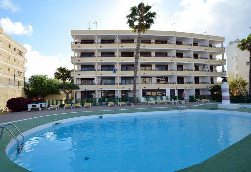 Apartamentos los juncos i en playa del ingl s destinia - Apartamentos monterrey playa del ingles ...