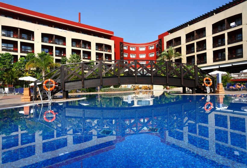 Hotel barcel marbella en marbella destinia - Hoteles barcelo en madrid ...