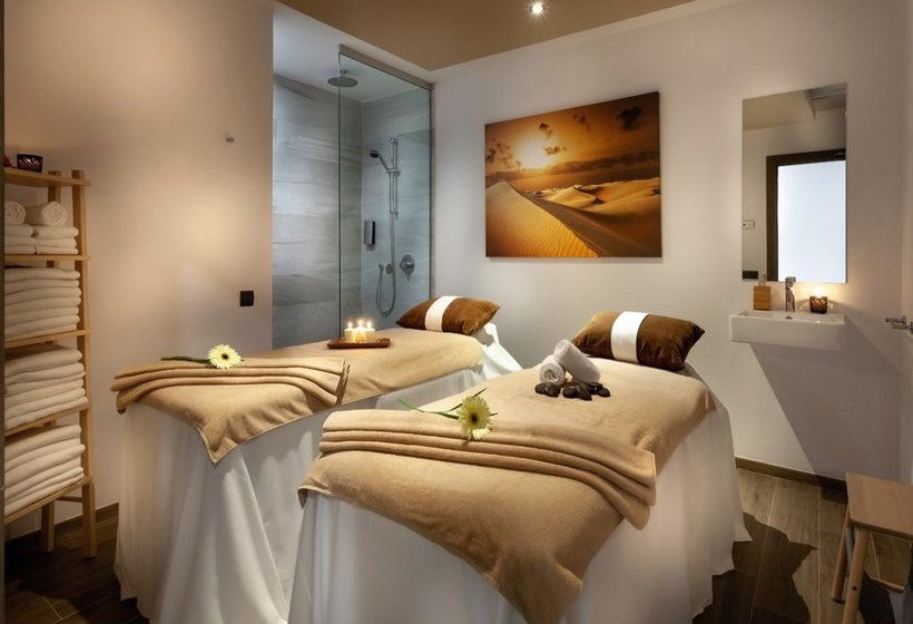 Piscina Hotel Riu Palace Oasis Maspalomas