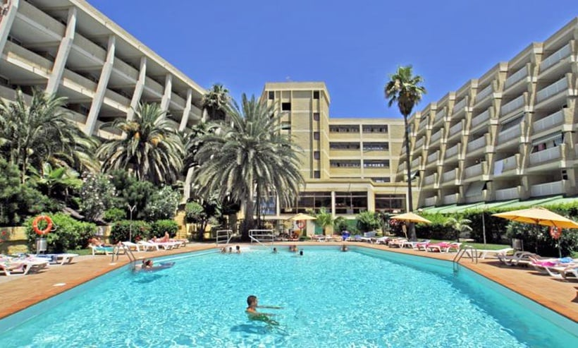 Apartamentos jardin del atlantico en playa del ingl s destinia - Apartamentos monterrey playa del ingles ...