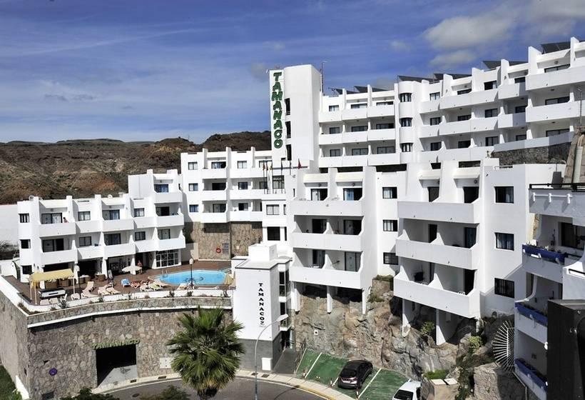 Apartamentos tamanaco en puerto rico destinia - Hoteles en puerto rico gran canaria ...