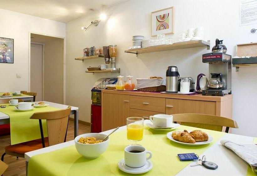 Appart 39 h tel adagio access paris maisons alfort en maisons for Appart hotel paris 5 personnes