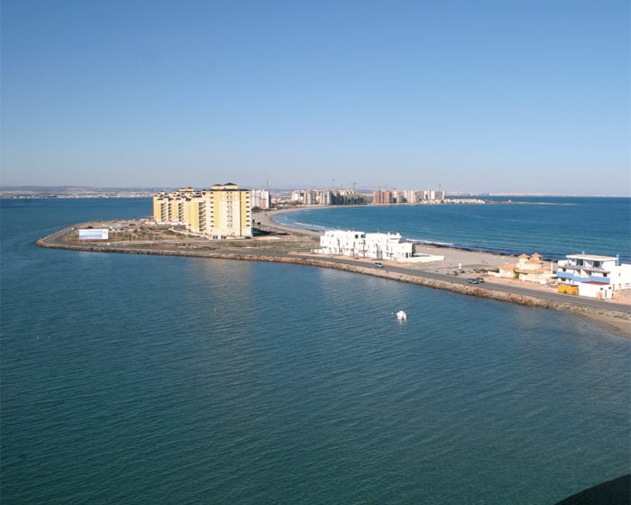 Apartamentos residencial la manga en la manga del mar menor destinia - Apartamentos baratos en la manga del mar menor ...