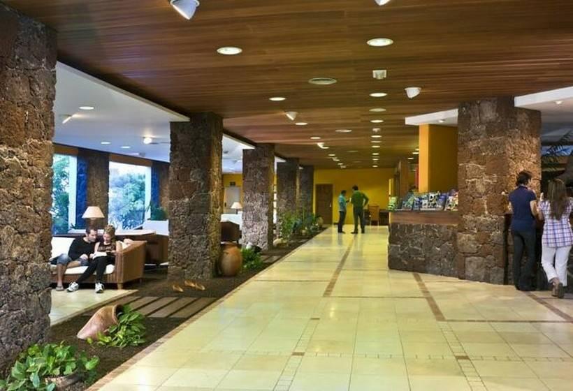 Recepción Blue Sea Apartamentos Callao Garden Callao Salvaje