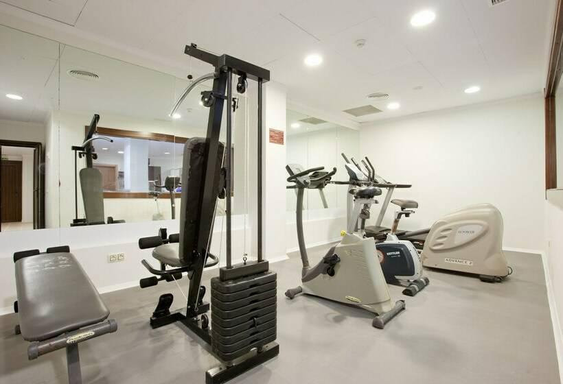 Instalaciones deportivas Senator Cádiz Spa Hotel