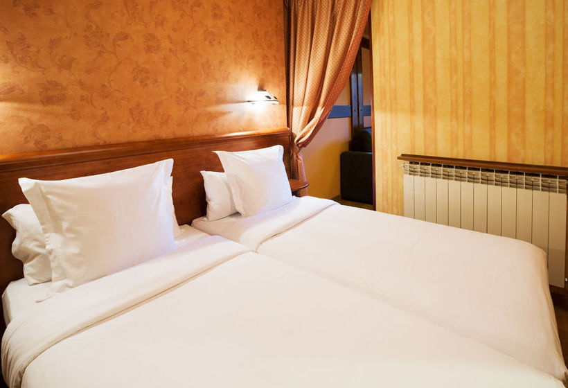 Hotel y Aparthotel AnyósPark, The Mountain & Wellness Resort en La ...
