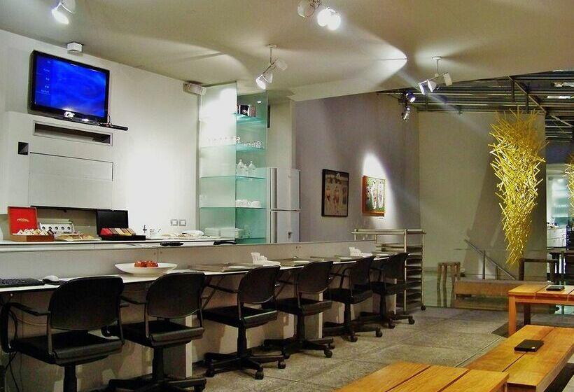 Hotel ce design en buenos aires desde 48 destinia for Hotel tre design buenos aires