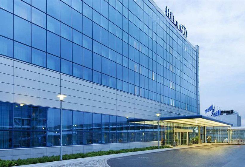 Hotel Hilton Helsinki Airport En Vantaa Destinia