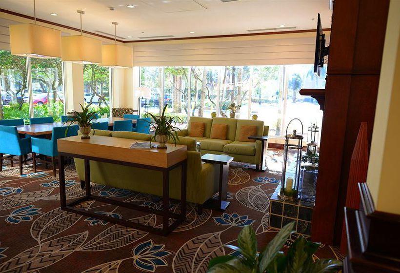 Hotel Hilton Garden Inn Ft Lauderdale Sw Miramar En