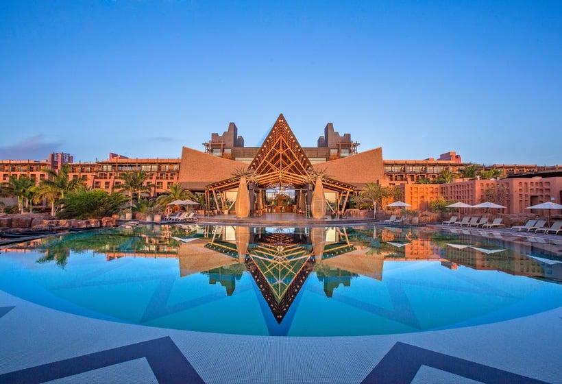Resultado de imagen de hotel baobab meloneras