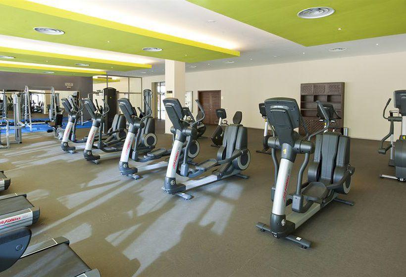 Instalaciones deportivas Hotel Barceló Bávaro Palace Deluxe