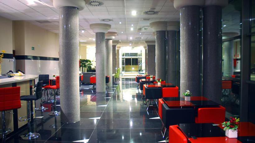 Cafetería Hotel Cullera Holiday