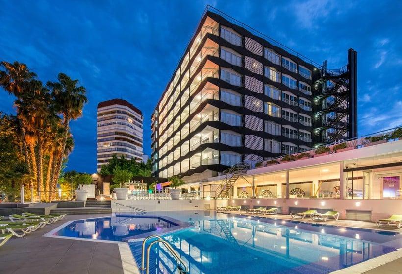 Habitación Apartamentos Torre Belroy Benidorm