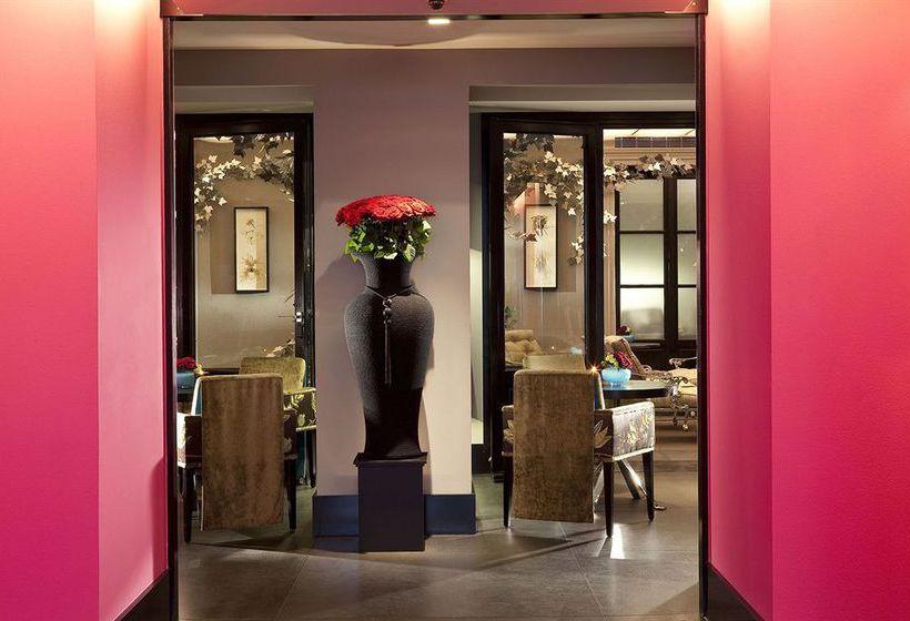 Hotel les jardins de la villa en par s destinia for Les jardins de la villa hotel paris