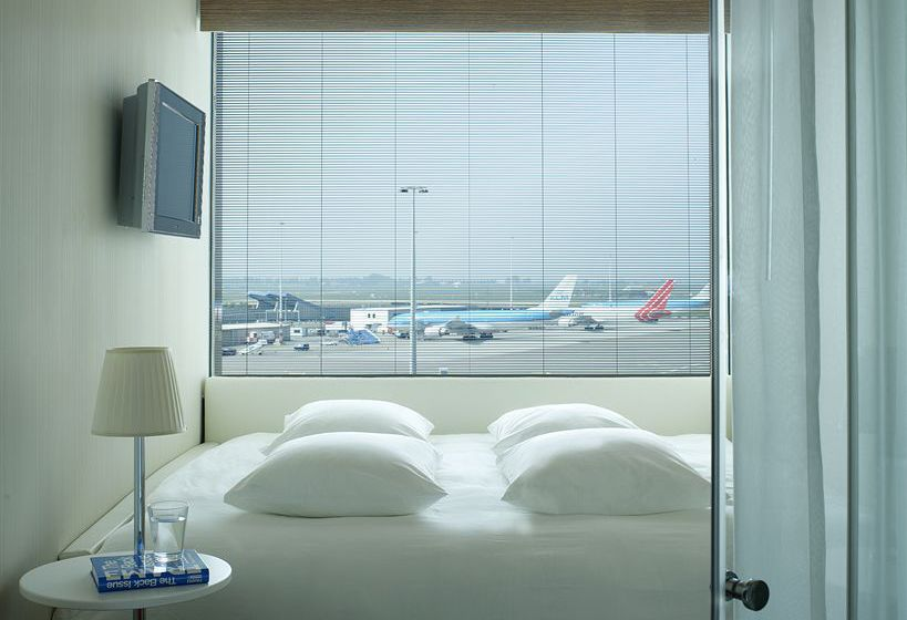 Hotel Citizenm Amsterdam Airport Schiphol