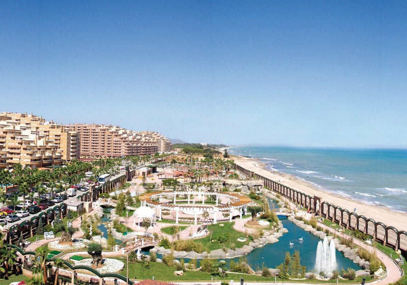 Apartamentos marina d 39 or multiservicios en oropesa del mar destinia - Alquilar apartamento marina dor ...