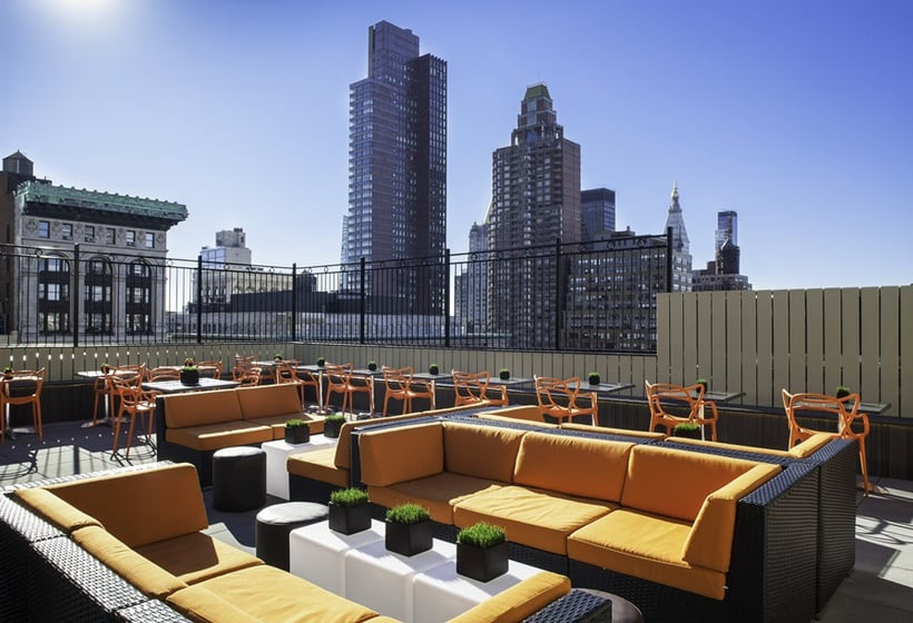 Hotel Nyma, The New York Manhattan Nueva York
