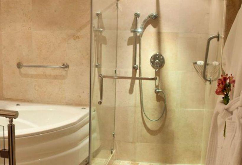 Cuarto de baño Hotel InterContinental Maracaibo