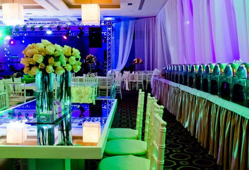 Salas de reuniones Hotel InterContinental Maracaibo