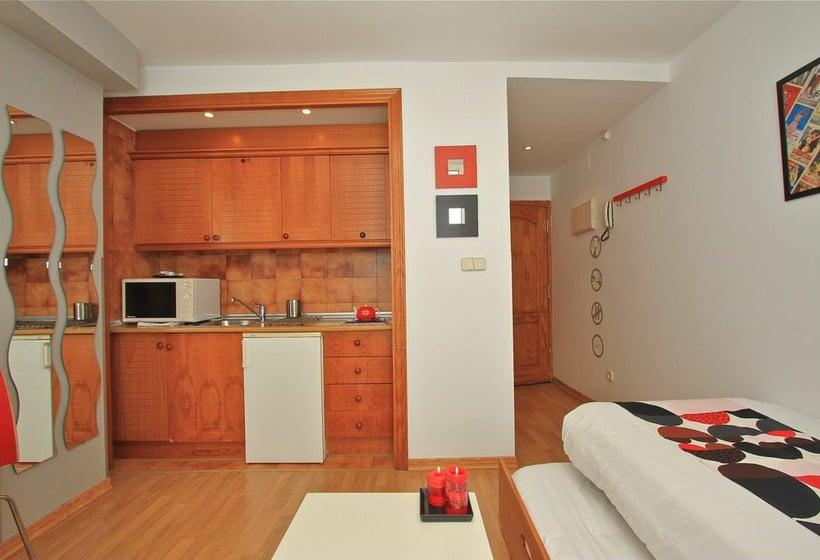 Habitación Apartamentos Inside Plaza Sierra Nevada