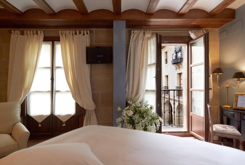 Hotel Hospederia Los Parajes Laguardia