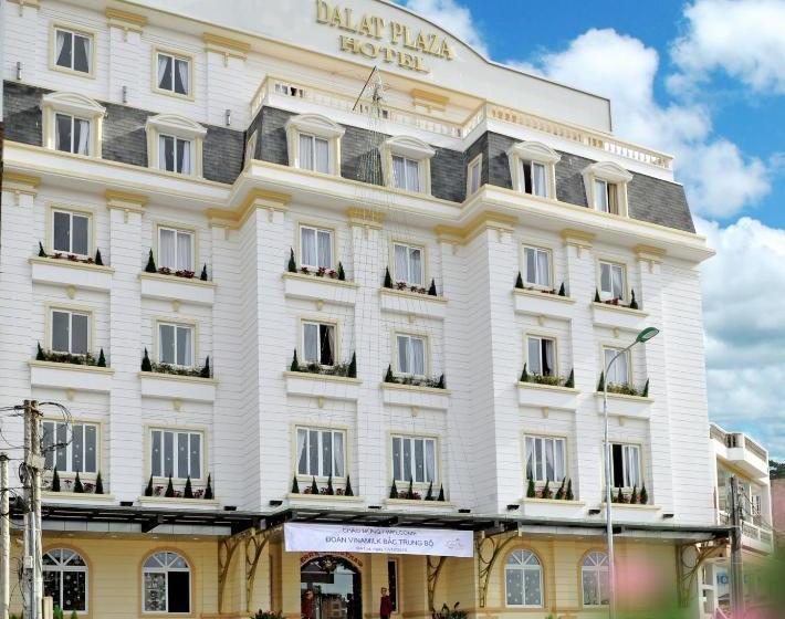 Beeld van het hotel