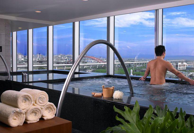 Windsor Hotel Taichung Spa