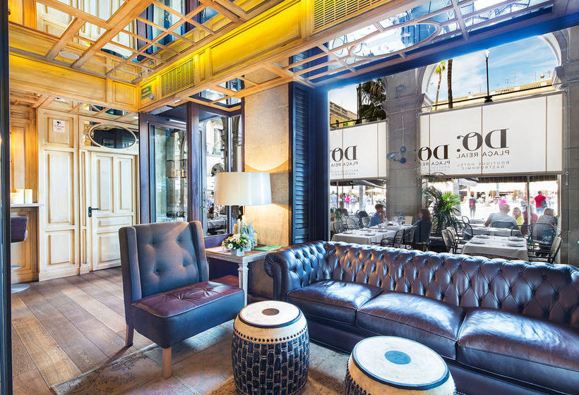 Hotel do pla a reial gl en barcelona destinia - Hotel reial barcelona ...