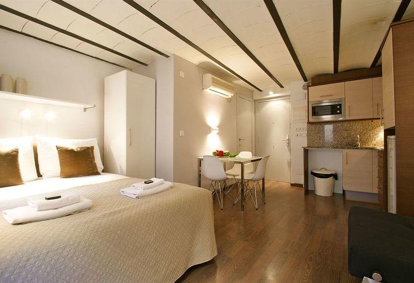 Apartamentos Loft Born