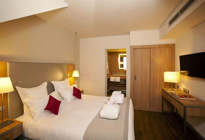 hotel residhome roissy park en roissy en france destinia. Black Bedroom Furniture Sets. Home Design Ideas