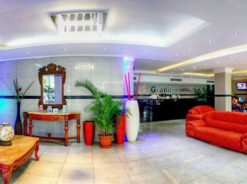 Hotel Grand International En Ciudad De Panama
