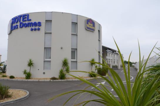 Hotel best western les domes en saleilles destinia - Spa perpignan sud ...