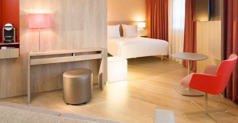 Hotel Oceania Paris Roissy CDG Le Mesnil-Amelot