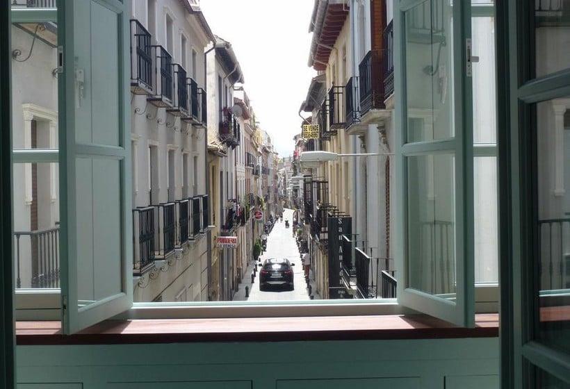 Exterior Apartamentos Palacio Cabrera Lillo Granada