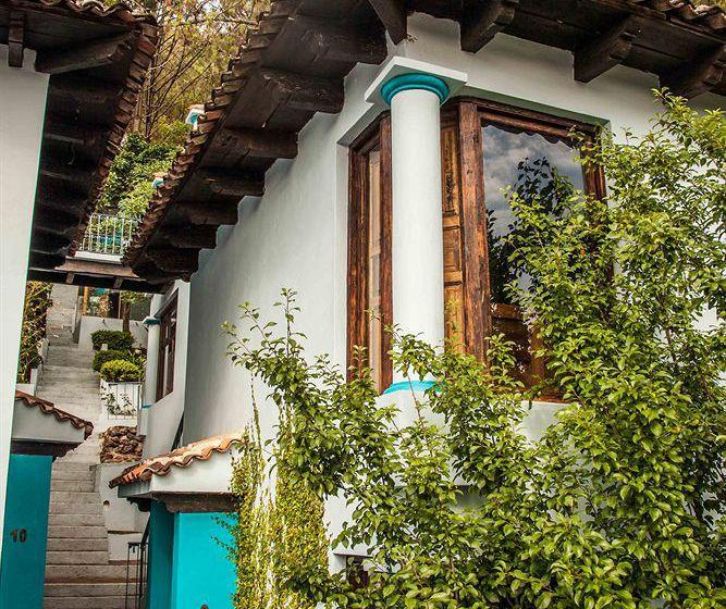 Hotel las escaleras en san crist bal de las casas destinia for Azulejos express san cristobal casas