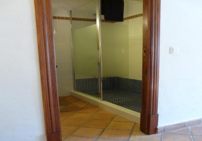 Cuarto de baño Casa Rural Finca Son Guardiola Llucmajor