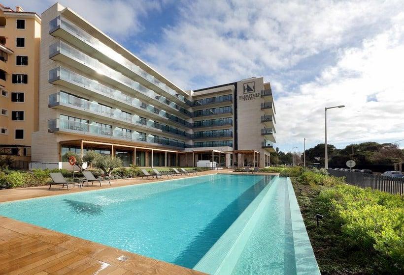 Piscina Hotel Eurostars Cascais
