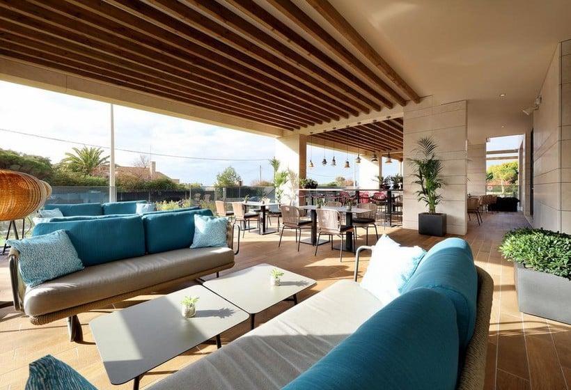 Zonas comunes Hotel Eurostars Cascais