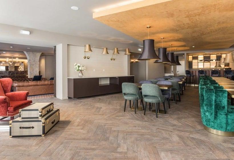Zonas comunes Hotel Exe Almada Porto Oporto