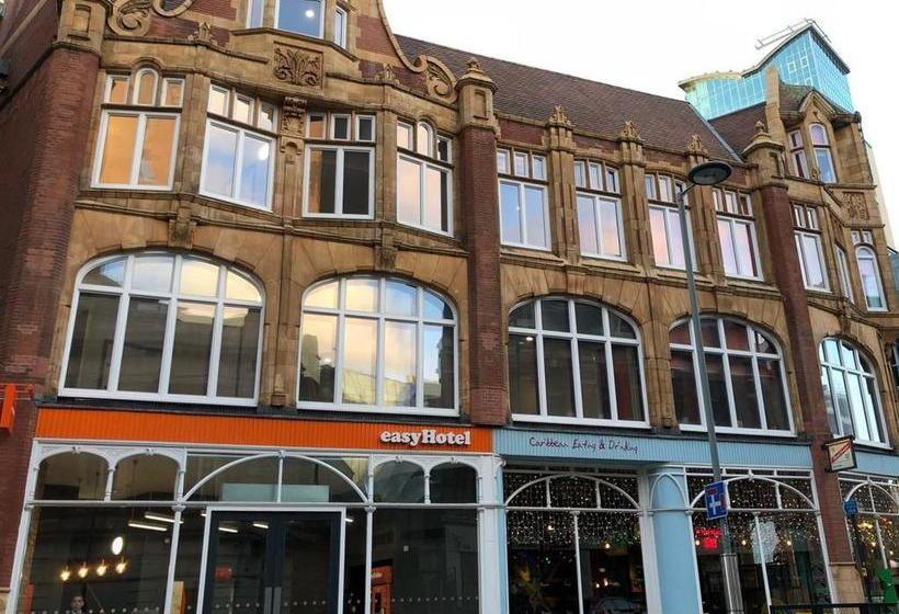 easyHotel Birmingham in Birmingham, starting at £38   Destinia